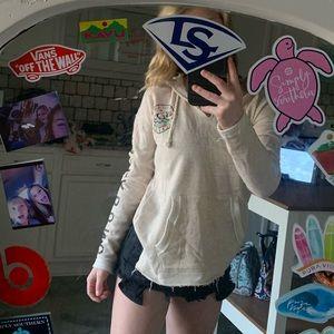 billabong hoodie/long sleeve